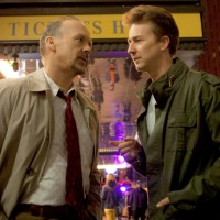 My Late Review of --Birdman: Or (The Unexpected Virtue of Ignorance)--